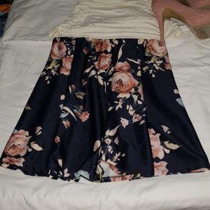 Beautiful silky skirt